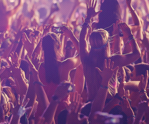 party, festival, and music image
