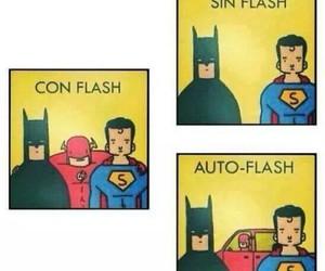 batman, flash, and lol image