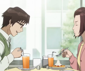 anime, parasyte, and love image