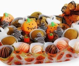 Cookies, goodies, and halloween cookies image