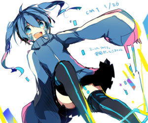 eñe and kagerou project image
