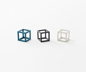 cube and simple image