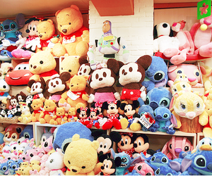 cute, disney, and toys image