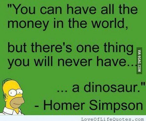 funny, dinosaur, and money image