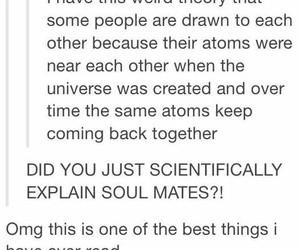 atom, funny, and random image