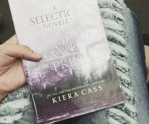 book, the prince, and kiera cass image