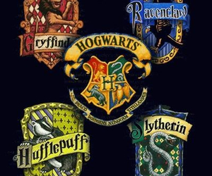 hogwarts, harry potter, and ravenclaw image