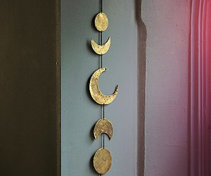 moon and gold image
