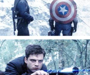 captain america, sebastian stan, and the first avenger image