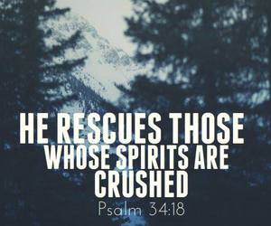 god, love, and rescue image
