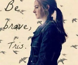 be brave, insurgent, and divergent image