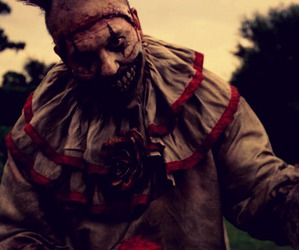 ahs and clown image
