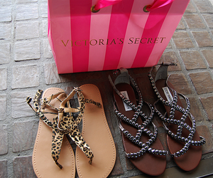 fashion, shoes, and Victoria's Secret image