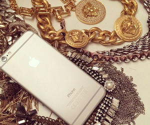 accesories, glamour, and iphone image
