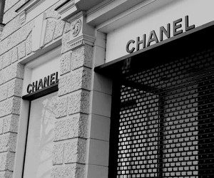 brand, chanel, and luxe image