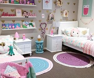 bedroom, casa, and decoracao image