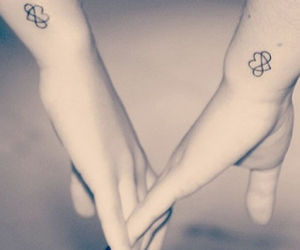 cool, tattoo, and cute image