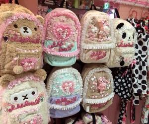 bags, japanese, and kawaii image