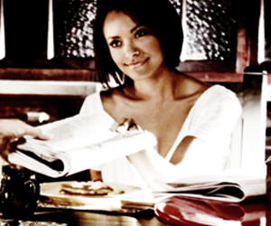 bonnie bennett, tvd. the vampire diaries, and tvd icons image