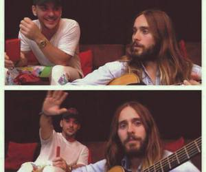 thirty seconds to mars, 30 seconds to mars, and leto brothers image