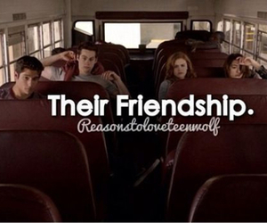 teen wolf, friendship, and lydia martin image
