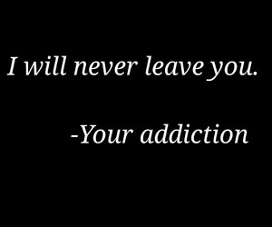 addicted, addiction, and drugs image