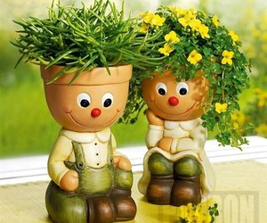 flowers, cute, and garden image
