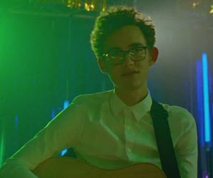 god help the girl, james, and olly alexander image