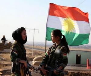 kurdish, kurdistan, and kurds image
