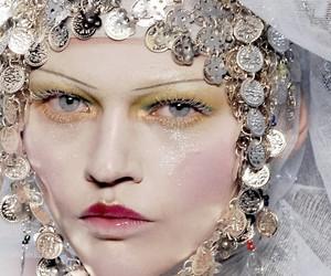 fashion, model, and Sasha Pivovarova image