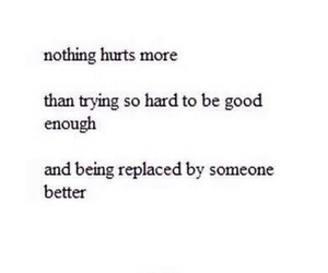 better, feeling, and hurt image