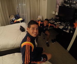 colombia, james rodriguez, and celebrity image