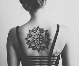 boho, indie, and ink image