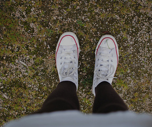 converse, gras, and norway image