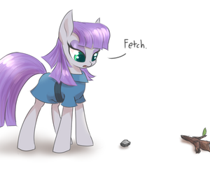 maud, MLP, and my little pony image