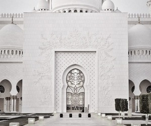 white, architecture, and travel image