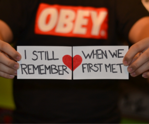 love, quote, and obey image