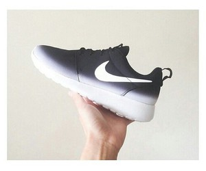 nike and shoe image