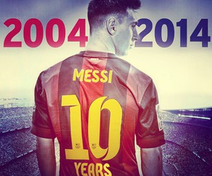 10 and messi image