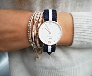 watch, style, and daniel wellington image