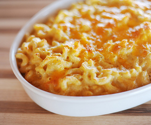 cheese, food, and macaroni image