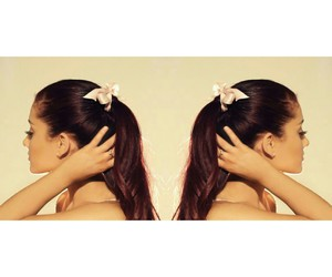 beautiful, red, and ariana image