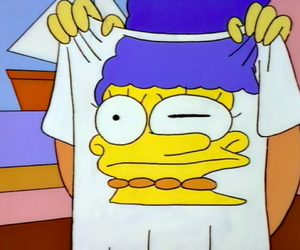 simpsons, marge, and the simpsons image