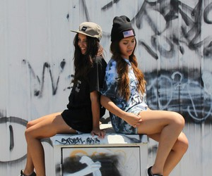 bestfriends and swag image