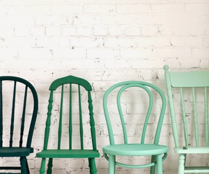 chair and green image