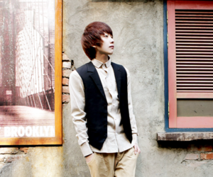 boy, ulzzang, and fashion image