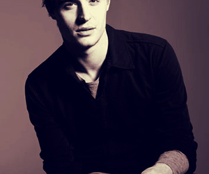 max irons, actor, and boy image