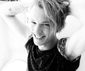 Jamie Campbell Bower, boy, and jace image