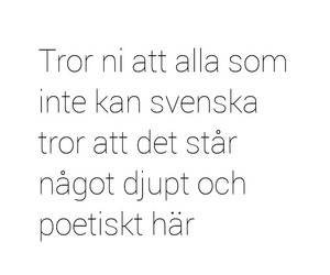 deep, lol, and svenska image