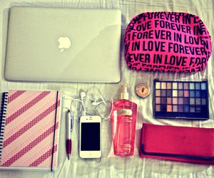 beauty, essentials, and fashion image